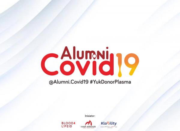 Gerakan Bersama @Alumni.Covid19 #YukDonorPlasma