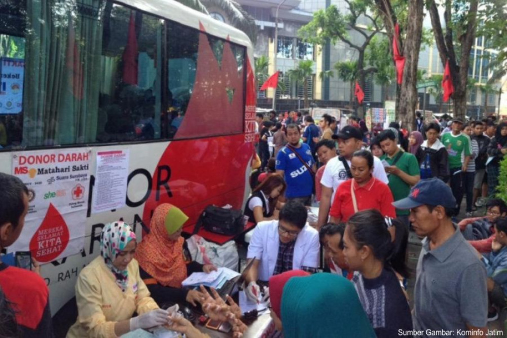CSP: Donor Itu Ibadah