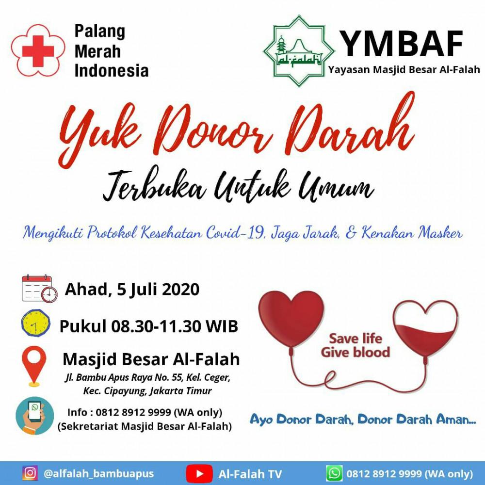 Yuk Donor Darah