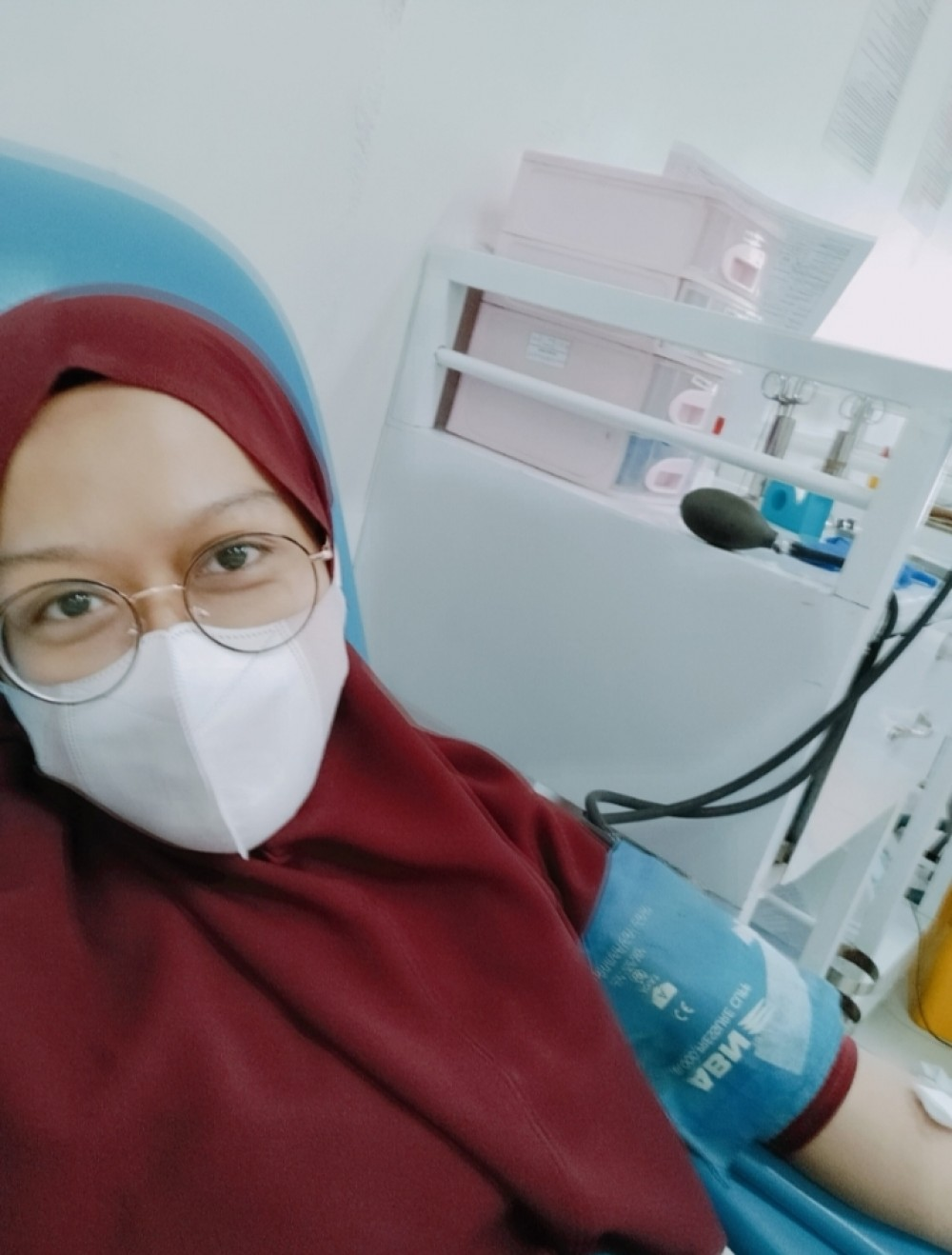 Donor Darah saat PPKM Darurat
